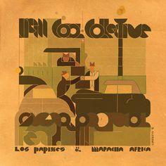 New Cool Collective, Stefan Glerum #illustration