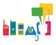 http://www.newfuturegraphic.co.uk/google-book-illustrations/ #google #illustration #vector #phones