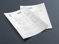 Free Minimal Resume Templates
