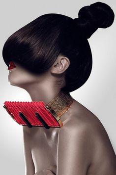 Joinery in Jewels di Octavia Xiaozi Yang #fashion