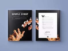 Simple Syrup 04: The Metamorphosis Issue on Student Show