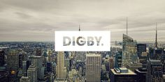 Blog — Digby Hogan #design #brand #york #logo #new