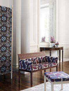 Magical Textile Patterns by Klaus Haapaniemi - InteriorZine