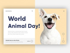 🐶 World Animal Day