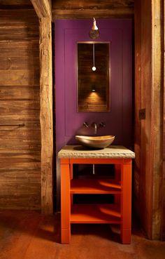 Red Barn at Hazel River Cabin / Bonstra Haresign Architects