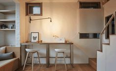 Renovation of a 22 sqm Old Flat in Taipei City / A Little Design Studio