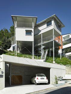 House in Hamilton by Tato Architects