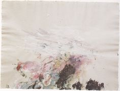 Lyrical Abstraction, Cy Twombly. #twombly #cy