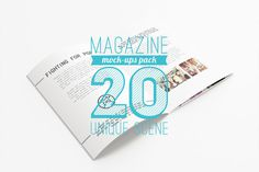 https://creativemarket.com/itembridge/91927-20-Magazine-Mock-ups-Pack Features: — 20 photorealistic presentations; — Prepared for A4 and #page #catalog #print #presentation #object #photorealistic #paper #background #mock #cover #mock-up #pages #closed #mockup #opened #jurnal #smart #up #brochure #template #magazine