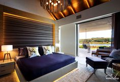 Luxury Residence with Glamorous Elements and Use of Natural Materials- #bedroom,#interior,#decor,home, bedroom