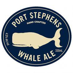 Oh Beautiful Beer - Page 5 #ocean #beer #whale #logo #ale