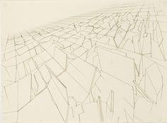 Viktor Timofeev 2008 - 2009 #blackwhite #experimental #structure #timofeev #drawing #viktor