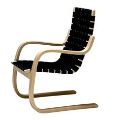 Artek 406 Armchair | Artek | Alvar Aalto #aalto #alvar