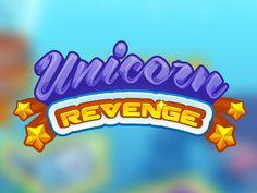 Unicorn Revenge Logo #ert