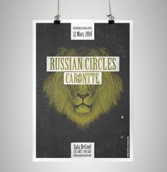 (4) Tumblr #spain #theatre #lion #poster #typography