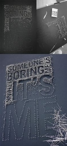 type | Search Results | Colossal | Page 3 #schrift #experiment