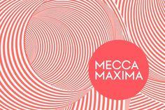 Round – Mecca Cosmetica #pink