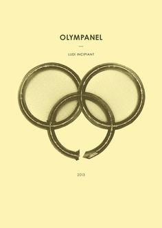 Olympanel    Poster Design by Florian Hierholzer
