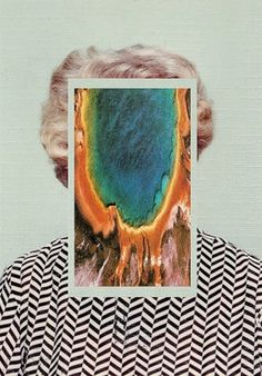FFFFOUND! | Every reform movement has a lunatic fringe #ariel #old #grandmother #mamaw #abstraction #abstact #portrait #collage #view
