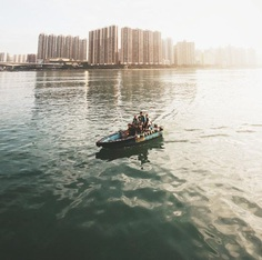 #citygrammers: Stunning Cityscapes of Hong Kong by Jeremy Cheung