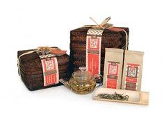 Rishi Tea : mCroxton Design #organic #vintage #tea