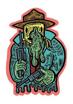 Illustration : Josh Neal Illustration #inspiration #josh #neal