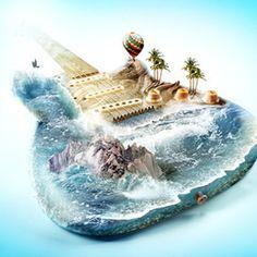 Water Guitar #guitar #water #marinelli #rodrigo #campinas