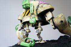 KLARMOBIL VS. SCHLOBOT | DANHILLS* #model #toy #robot #lutzlindemann #danhills