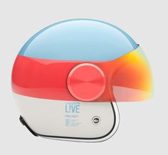Le Manoosh #helmet #productdesign #colorscheme
