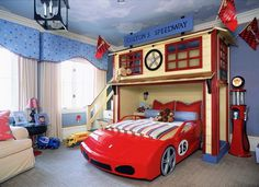 30+ Cool Boys Bedroom Ideas of Design Pictures #design #boys #bedroom