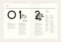 violaine & jeremy, editorial, spread, layout