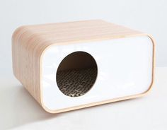 Modern Cat House by modernmews #modern #design #minimalism #minimal #leibal #minimalist