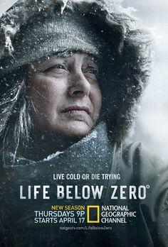 Life Below Zero #portrai #below #geographic #geo #aikens #zero #nat #photography #sue #national #life