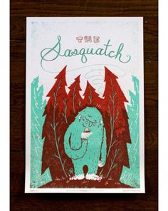 grain edit · Familytree Design #sasquatch