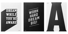 #typography #3D