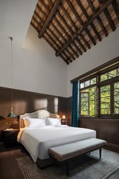 hotel room, Jiakun Architects