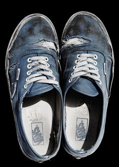 vans - julien roubinet #shoes #destroy #brand #photography #vans