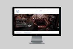 Handsome Devils Club by Taylor Evans #website #web design