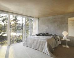 bedroom, Sweden / Arrhov Frick Arkitektkontor