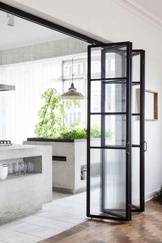 Concrete in the Kitchen