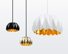 Concept Ori Pendant Lamps Contemporary #interior #design #decor #home #furniture #architecture