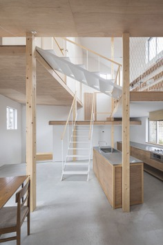 House in Hakuraku by Tato Architects