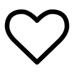 See more icon inspiration related to heart, love, heart outline, hearts, heart shape, heart symbol and shapes on Flaticon.