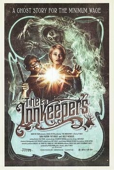 The Innkeepers #movie #innkeepers #the #poster #film