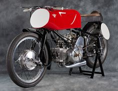 Rumi Gobbetto Motorcycle | Italian Ways #italian #motorcycle