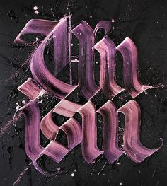 Calligraffiti by Niels Shoe Meulman 3 #calligraphy #text #graffiti #calligraffiti #art #street #typography