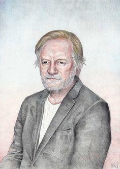 Beautiful Portrait Drawings by Bartek Kociemba