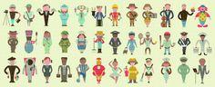 ducksofrubblr #ducksofrubbertumblrcom #characters #http