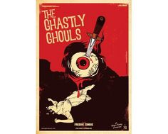 Design a Vintage Film Poster #movie #horror #poster
