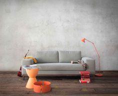 Classic Line Sofa with Pure Lines - #decor, #interior, #homedecor,